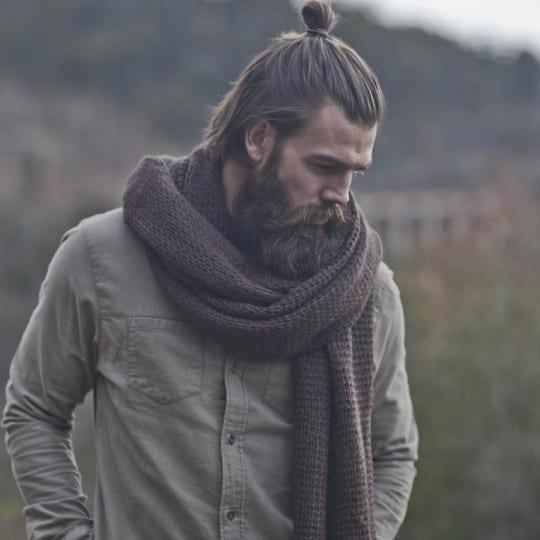 bandholz-beard-for-man-bun