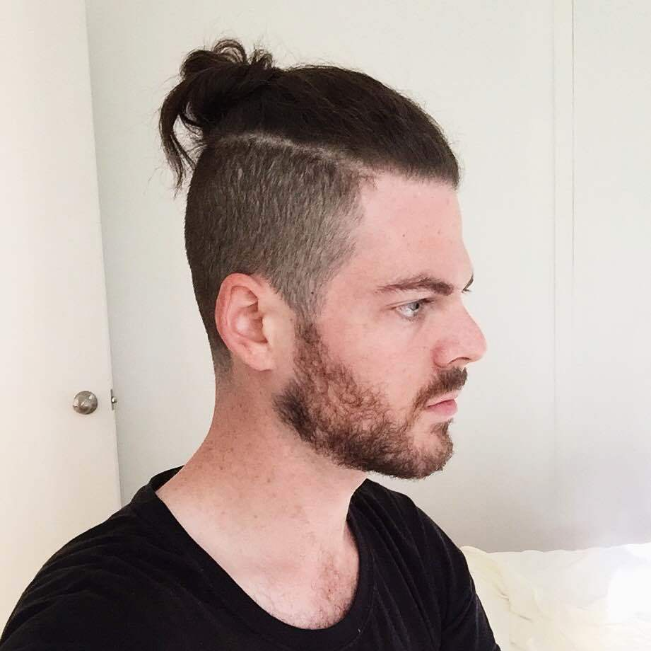 Man Bun 9 Beard Styles To Compliment The Man Bun