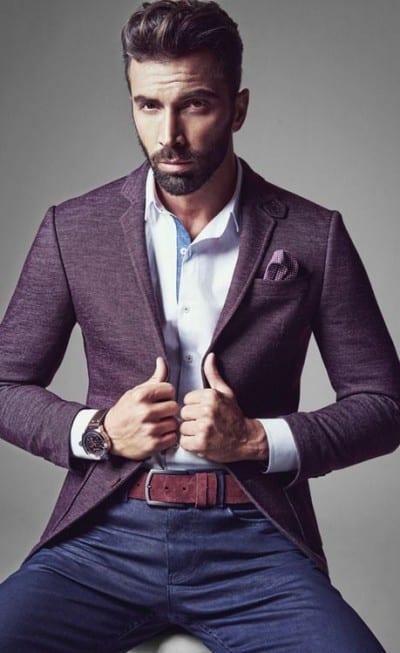 medium-stubble-with-purple-jacket