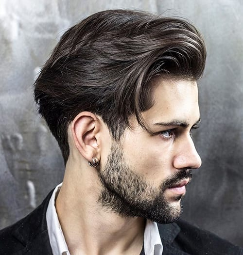 patchy-beard-with-medium-length-hair-style