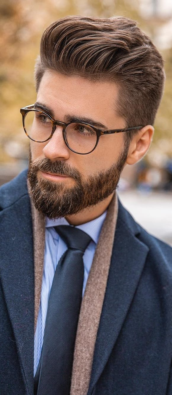 Medium beard styles for guys