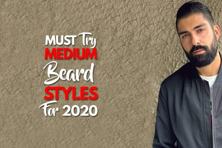 5 Cool Medium Beard Trends for 20205 Cool Medium Beard Trends for 2020
