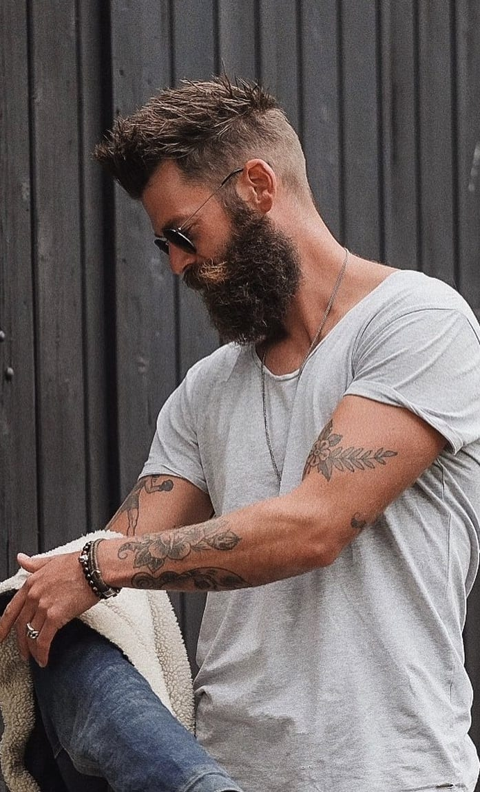 Bandholz Beard Style Trend 2020