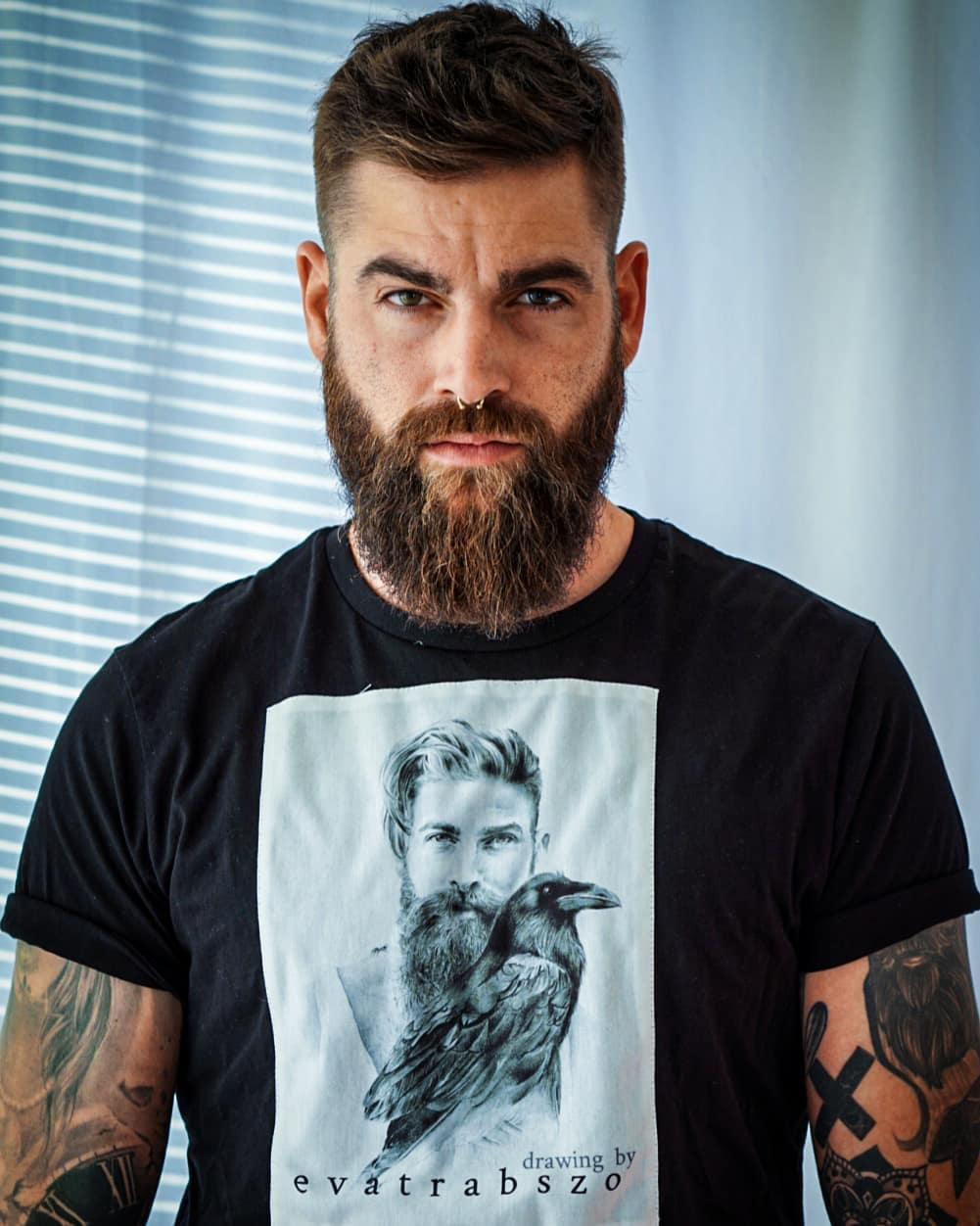 Trendy Full Beard Styles for Men