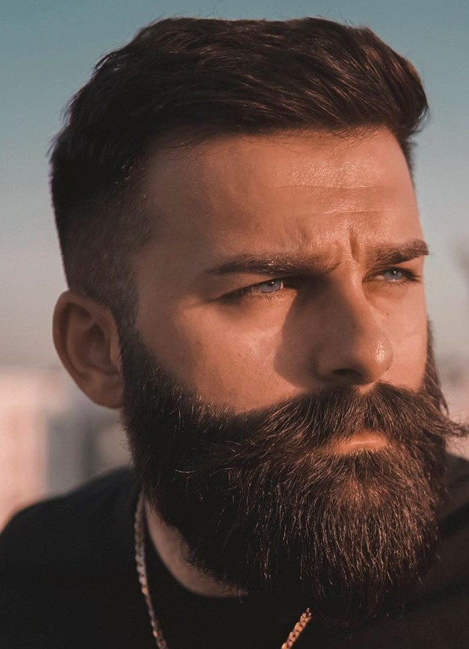 Hottest Bushy Beard Styles