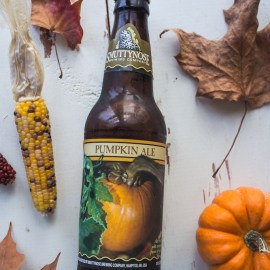 Brew Review: Smuttynose Pumpkin Ale