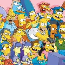 Podcast Powwow: Talking Simpsons