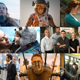 The Year in Film: A Survey of 2015 (Honorable Mentions)