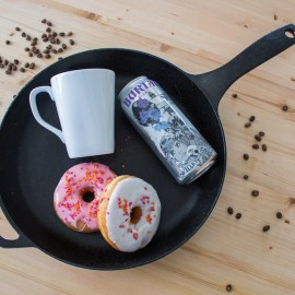 Brew Review: Burial Beer Skillet Donut Stout