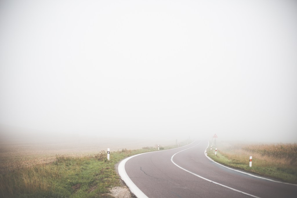 foggy-road