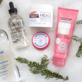 5 Beauty Products I'm Loving Right Now: Winter Skincare Staples