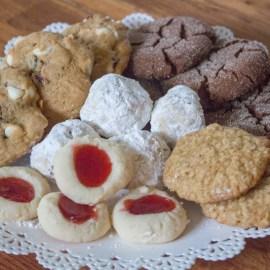 Cookie Exchange + Craft Night