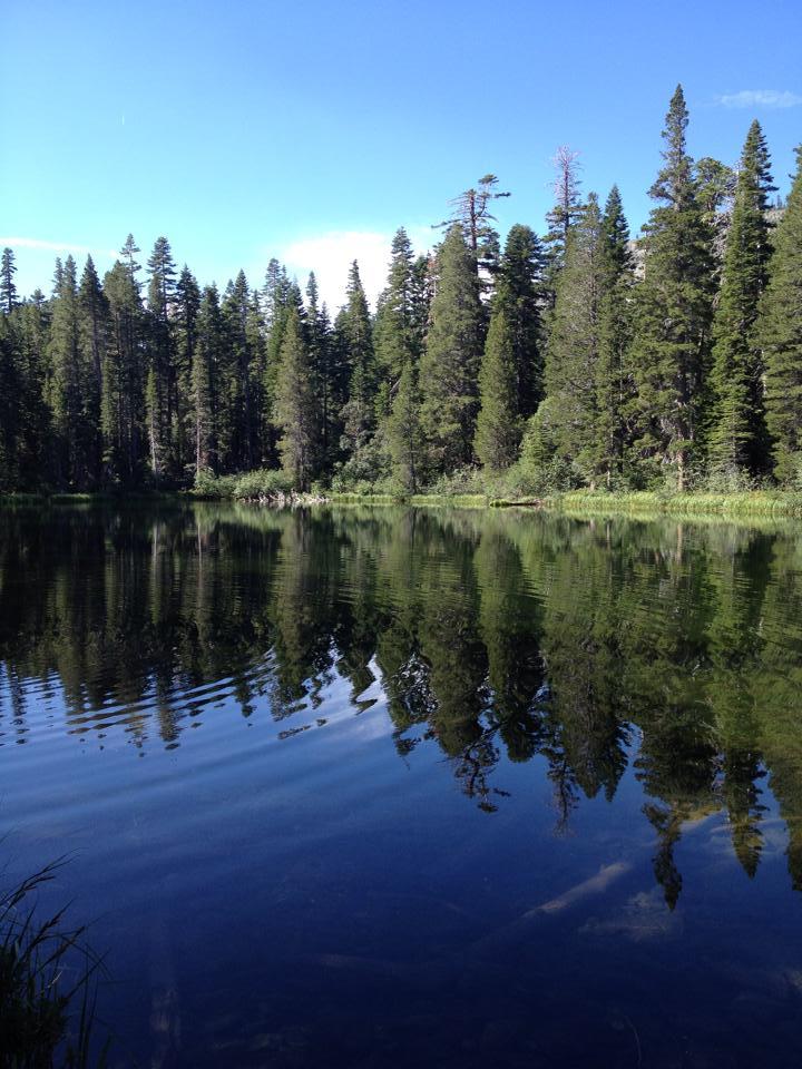 Mount Tallac, Lake Tahoe, California