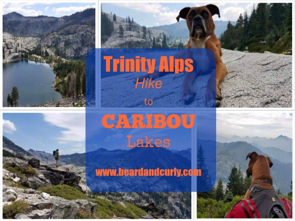 Trinity Alps Hike to Caribou Lakes, California. Check out more at www.beardandcurly.com