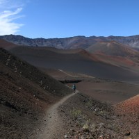Dayhike in Haleakala Crater, Maui
