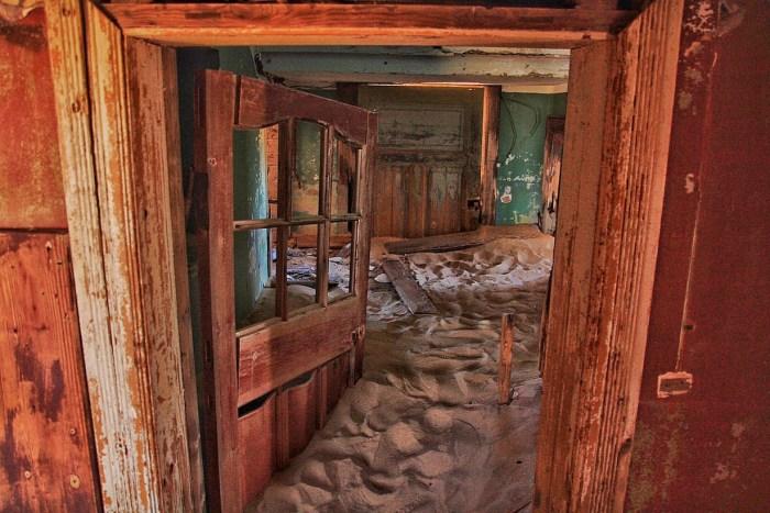 Kolmanskop Ghost Town, Luderitz, Namibia