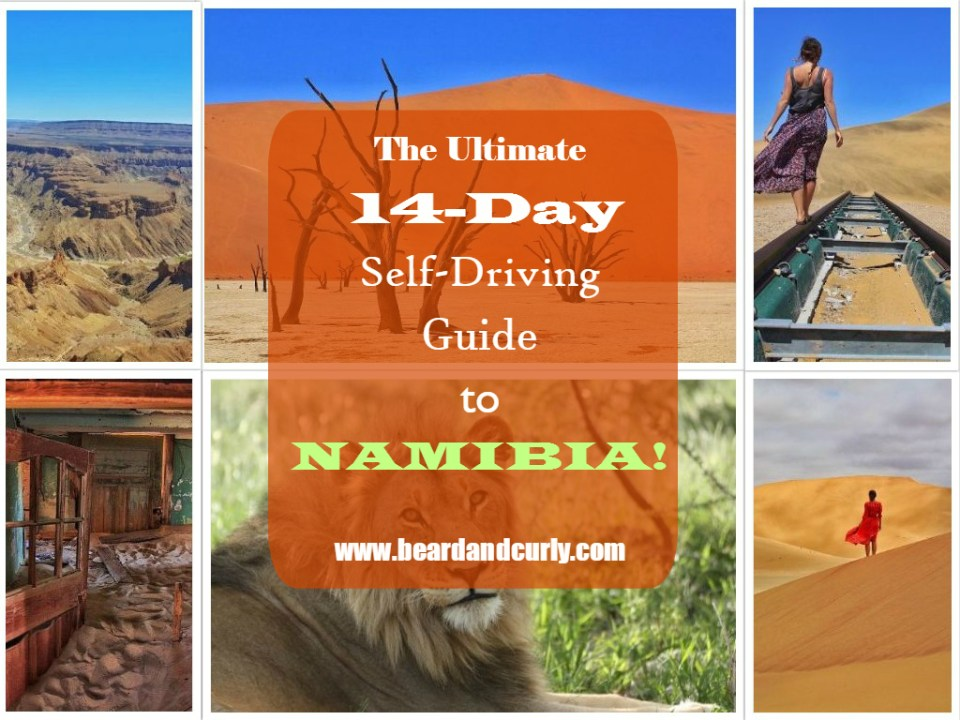 The Ultimate 14 Day Self-Driving Guide to NAMIBIA!