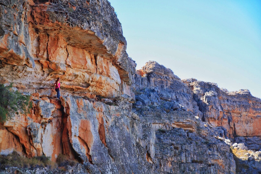 Cederberg Mountains, Oasis Backpackers, Sandrift, Wolfberg Cracks, South Africa