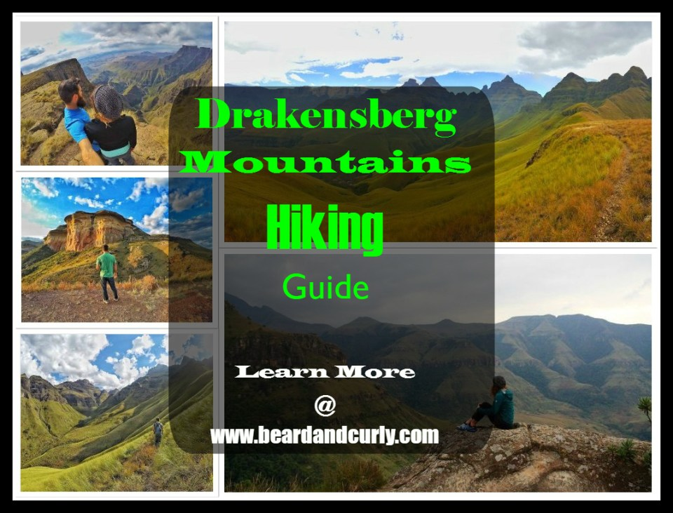 Drakensberg Hiking Guide