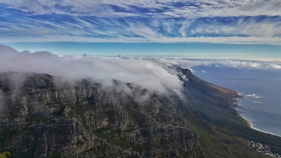 Table Mountain, Hiking, Cape Town, South Africa