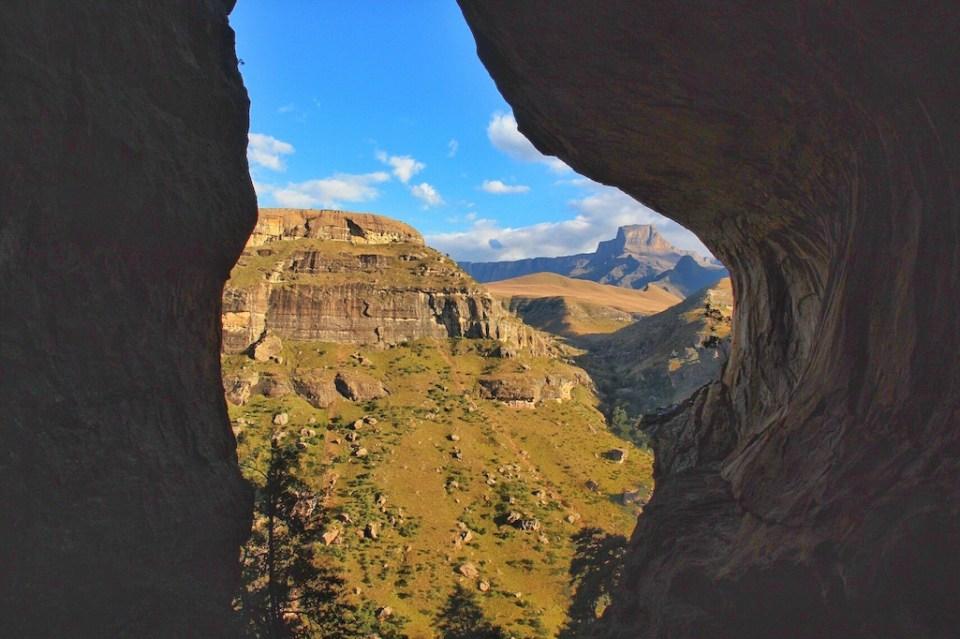 Drakensberg Mountains, Royal Natal National Park, Golden Gate National Park, Champagne Valley, Hiking, South Africa