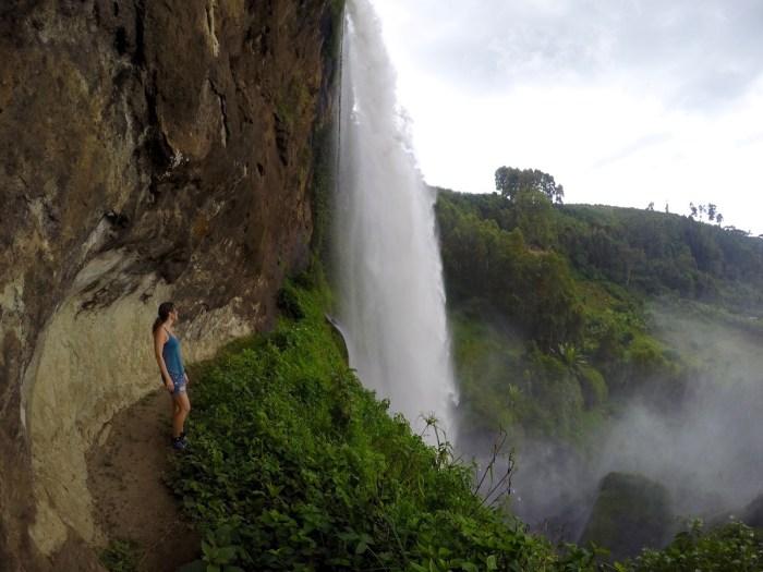 Sipi Falls, Uganda, Mount Elgon, Africa, Waterfalls, Hiking, Trekking