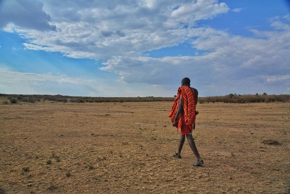 Masai Mara, Warriors, Kenya, Serengeti