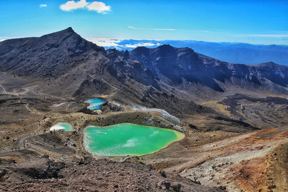 New Zealand Ultimate Guide for Backpacking, Tongariro Northern Circuit, The Nine Great Walks of New Zealand, Check out more at www.beardandcurly.com