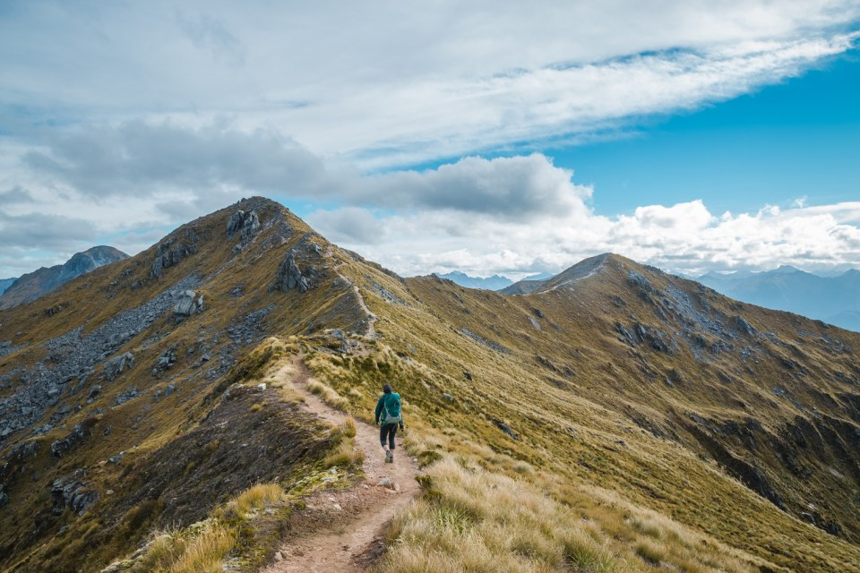 Kepler Track, The Nine Great Walks of New Zealand, Check out more at www.beardandcurly.com