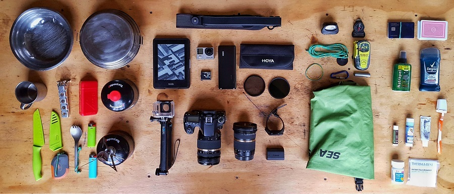 Gear, Cookware and Electronics for Backpacking Trips, Ultimate Packing List for Backpacking Trips, Backpacking Guide, Backpacking Tips, Hiking Tips, Hiking Pack List, Hiking Trip List, check out more at www.beardandcurly.com