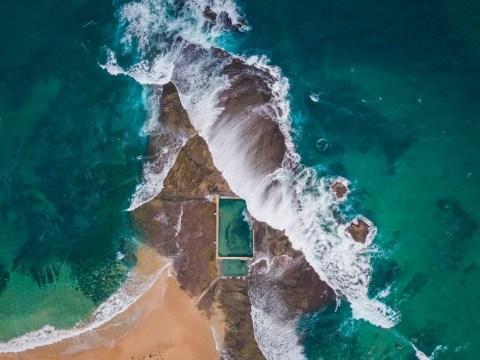 Mona Vale Rockpool, Top Sydney Rockpools, Sydney's Top 10 Rockpools, Best Rockpools in Sydney, Top 10 Natural Ocean Pools in Sydney, Best Ocean Pools Sydney, beardandcurly.com