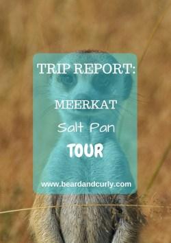Meerkat Salt Pan Tour Botswana, beardandcurly.com