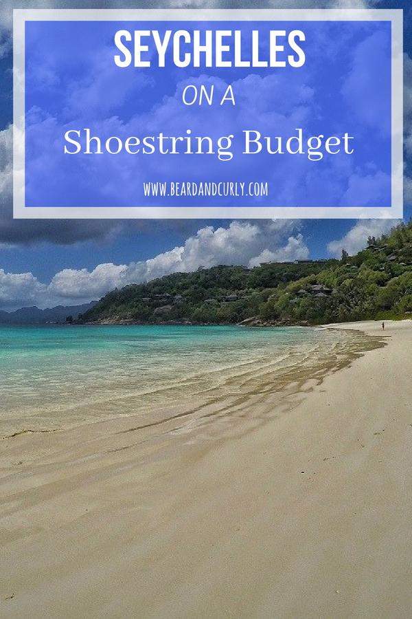 Seychelles on a Shoestring Budget, Beach, Holiday, Vacation #beach #budget #holiday #seychelles #vacation www.beardandcurly.com