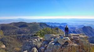 Summit of Emory Peak