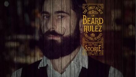 Maurizio Saccoccio on Beard Rulez Stories