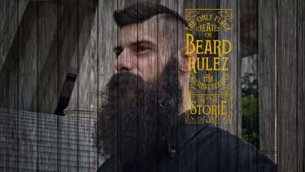 Cristian Copiosi on beard rulez stories
