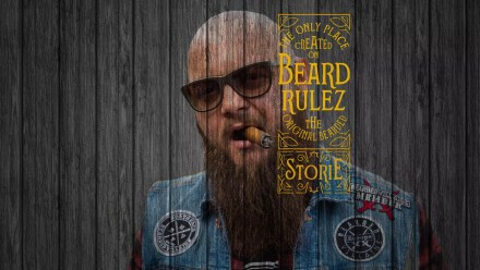 Antoine on beard rulez stories