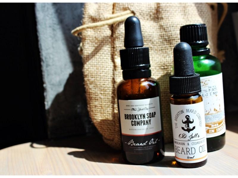 Olejki, balsamy, woski – Twój zarost będzie boski !