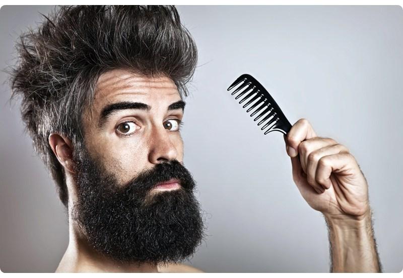 Nie ma się czego bać. To tylko broda !