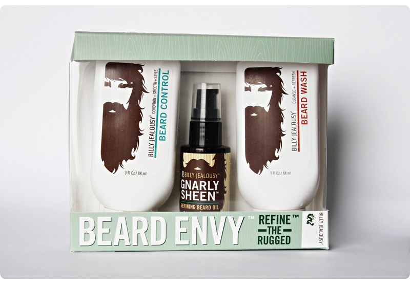 Billy Jealousy Beard Envy (Refine The Rugged) – recenzja zestawu