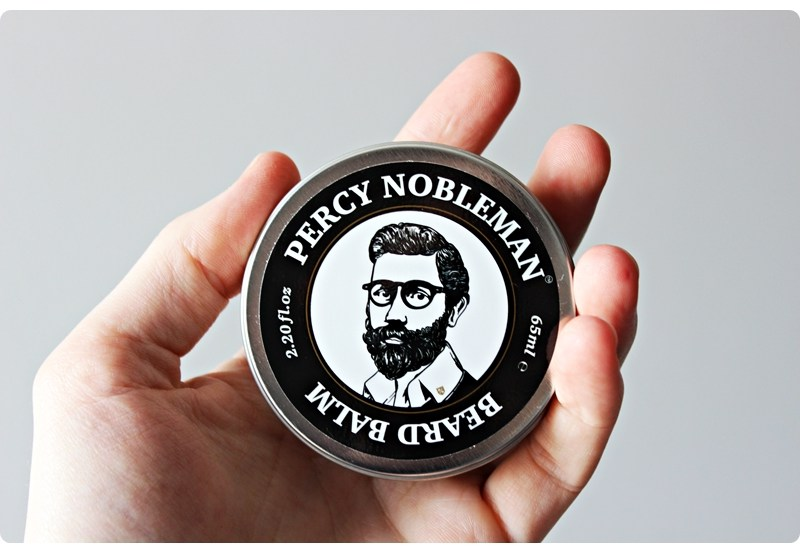 Percy Nobleman Beard Balm – recenzja
