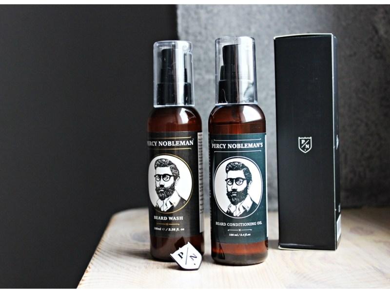 Percy Nobleman Beard Wash – recenzja szamponu do brody