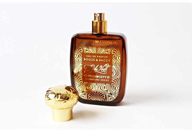 Capt. Fawcett's x Ricki Hall Booze & Baccy Eau De Parfum – recenzja perfum
