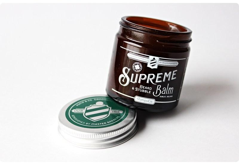 Pomp & Co. Supreme Beard & Stubble Balm – recenzja balsamu do brody