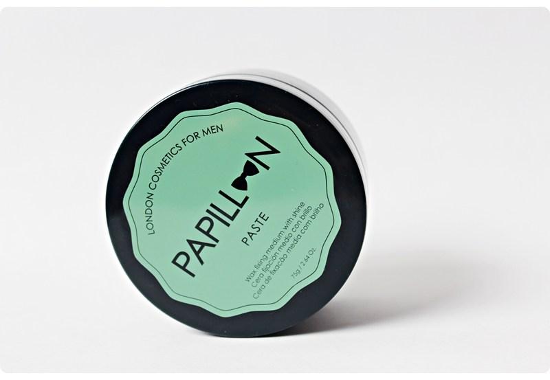 Papillon Paste – recenzja pasty do włosów