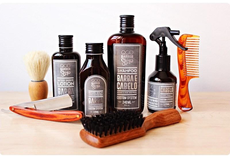 QOD Barber Shop (Custom System) – recenzja kosmetyków do pielęgnacji brody i włosów