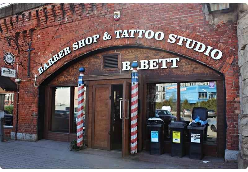 Z wizytą w: Babett Barber Shop & Tattoo Studio (Wrocław)