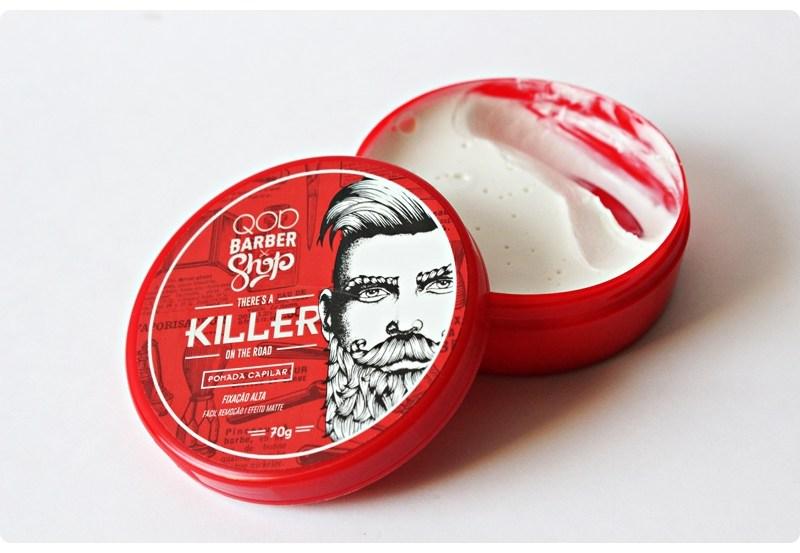QOD Barber Shop Killer Wax – recenzja wosku do włosów