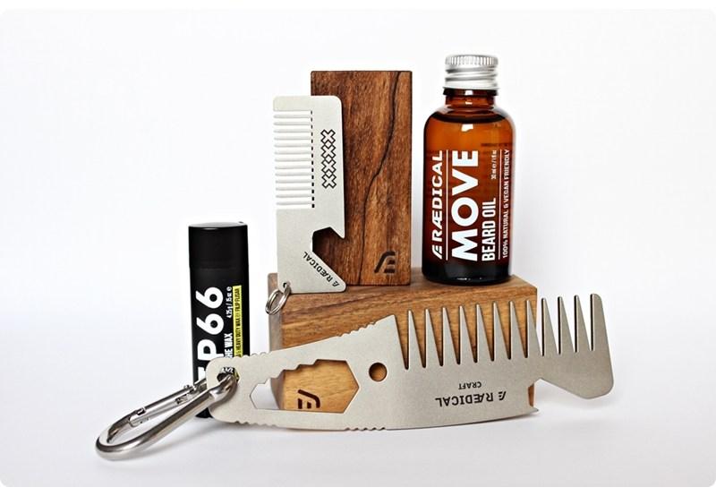 Raedical (Move, Craft, IP66) – recenzja kosmetyków i akcesoriów do brody