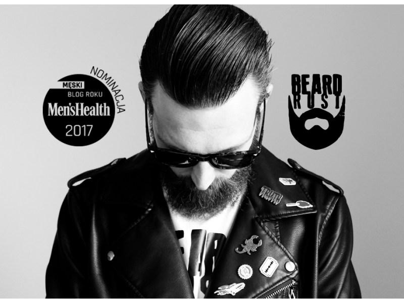 Męski Blog Roku Men's Health 2017 – nominacja